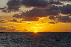 2017-04-22_05-50-41 Golden Sunrise (canavart) Tags: sxm stmartin stmaarten fwi caribbean sunrise dawn orientbeach orientbay beach morning