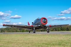 DSC_3112-Edit (CEGPhotography) Tags: 2018 harvard snj t6 texan airshow aviation culpeper culpeperairfest flight trainer virginia