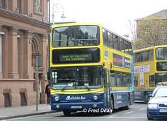 Dublin Bus AV95 (00D40095). (Fred Dean Jnr) Tags: april2005 dublin dublinbus busathacliath dublinbusyellowbluelivery volvo b7tl alexander alx400 collegegreendublin av95 00d40095 croad