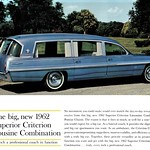 1962 Superior Criterion Limousine Combination on Pontiac thumbnail