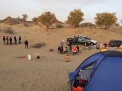 Por la cuenca del Deriya. Desierto de Taklamakán. China (escandio) Tags: 2018 china china2018 dunas keriya taklamakan xinqian