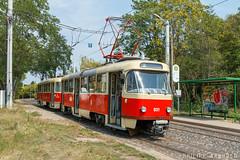 IMG_7844-2 (philipp138) Tags: beiwagenzug t4d b4d ckd tatra überlandbahn