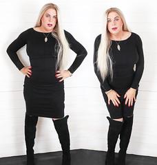 Untitled-4 (Katie Lewis TV) Tags: transvestite transgender tranny tv trans crossdresser crossdressing cd blonde