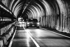 Electric Lines (Thomas Hawk) Tags: 5minutetunnel america baker–barrytunnel bayarea bluestar bunkerroadtunnel california marin marincounty marinheadlands model3 robertscoble sfbayarea sausalito scobleizer tesla teslamodel3 usa unitedstates unitedstatesofamerica westcoast auto automobile bw car electriccar tunnel us fav10 fav25 fav50