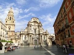 Murcia (santiagolopezpastor) Tags: espagne españa spain murcia regióndemurcia plaza square catedral cathedral renacimiento renacentista renaissance baroque barroco