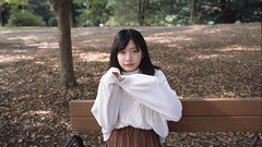 Megumi (seeaurora) Tags: プロビア モデル llg撮影会 model フィルム ポジフィルム