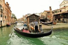 33503 (benbobjr) Tags: dorsoduro italy italianrepublic repubblicaitaliana europe mediterranean venice veneto venezia venesia urban city sestieri venetianrepublic riodisantrovasa squerodisantrovaso venetiansqueri venetian squeri shipyard gondolas pupparini sandoli sciopóni