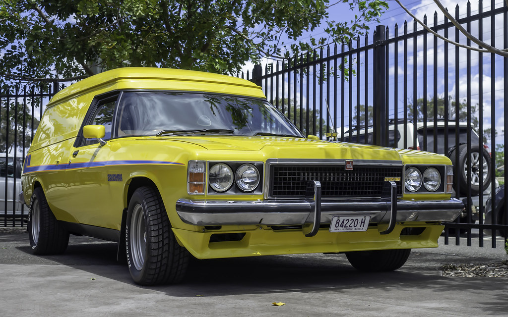 728a5428e0 1978 Holden HZ Kingswood Sandman Panel Van (Paul Leader - Paulie s Time Off  Photography)