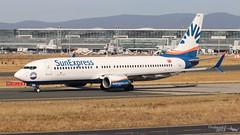 Boeing 737 -8HC(WL) SUNEXPRESS TC-SNR 40754 Francfort septembre 2018 (Thibaud.S.) Tags: boeing 737 8hcwl sunexpress tcsnr 40754 francfort septembre 2018