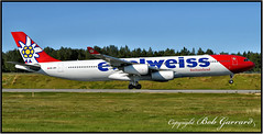 HB-JMG Edelweiss Air (Bob Garrard) Tags: hbjmg edelweiss air airbus a340 anc panc