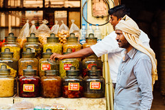 Pickles Vendor, Varanasi India (AdamCohn) Tags: adam cohn ganga ganges india uttarpradesh varanasi jars market men pickles streetphotographer streetphotography vendor wwwadamcohncom adamcohn