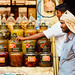Pickles Vendor, Varanasi India