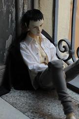 The Roman Solitude (3) (Under the Alias) Tags: bjd dollphoto dollphotography doll dolls moriarty mormor