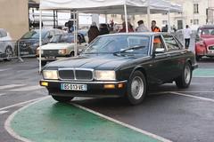 Daimler 3.6 (CHRISTOPHE CHAMPAGNE) Tags: 2018 france epernay marne champagne habits lumiere daimler 36 jaguar sovereign