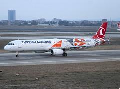 Turkish                                    Airbus A321                                 TC-JRO (Flame1958) Tags: 2465 turkish turkishairlines turkishairways turkisha321 a321 321 airbusa321 1118 2018 istanbul istanbulairport ataturkairport istanbulataturkairport istanbulatatürkairport istanbulatatürkhavalimanı yeşilköyairport yeşilköy 261118 tcjro europaleague turkisheuropaleague turkishlogojet logojet