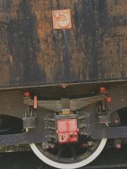 Rusty train (zenziyan) Tags: train retro wheel loco transport vintage locomotive rust old railway