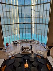 Museum of Islamic Art - Doha, Qatar (fisherbray) Tags: fisherbray qatar stateofqatar دولةقطر dawlatqatar addawhah addawha addōḥa doha الدوحة google pixel2 museumofislamicart متحفالفنالإسلامي museum mia dohabay persiangulf arabiangulf water wasser