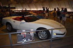 ONE MILLIONTH CORVETTE (SneakinDeacon) Tags: chevrolet corvette museum autos automobile bowlinggreen