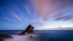 Devil's Rock (Bastian.K) Tags: madeira laowa1018 laowa ultrawide 10mm landscape long exposure smooth reflections app cloud clouds cloudy wolke wolken meer see wasser sea portugal devil rock formation stone stein
