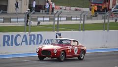 FERRARI 250 GT Europa - 1953 (SASSAchris) Tags: ferrari 250 gt europa maranello enzo voiture v12 italienne castellet circuit cavallino ricard rampante 10000 tours dhorloge scuderia pininfarina