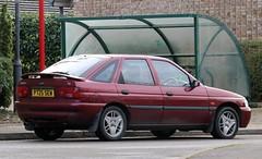 P725 SEW (Nivek.Old.Gold) Tags: 1997 ford escort 18 16v si 5door