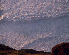 Quantum foam (JaZ99wro) Tags: exif4film sunset ocean provia100f e6 madeira tetenal3bathkit analog plustekopticfilm120 pentax67ii f0364 water film waves