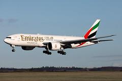 A6-EWB 777-21HLR (Ian Tate) Tags: newcastleinternationalairport ncl egnt a6ewb boeing77721hlr emirates boeing777200lr