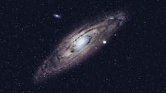 M31 - M32 - M110 (Club Astro PSA) Tags: m31 galaxy galaxie deep sky ciel profond black noir far m32 m110 ngc astro astronomy astronomie astrophoto