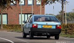 Citroën BX 19 TRD 1984 (XBXG) Tags: 98jzf6 citroën bx 19 trd 1984 citroënbx diesel blue bleu europalaan maastricht aachen airport najaarsrit bxclub zuid limburg zuidlimburg nederland holland netherlands paysbas youngtimer old classic french car auto automobile voiture ancienne française vehicle outdoor