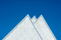 Three triangles II (Jan van der Wolf) Tags: map189170v triangle three geometric geometry geometrisch geometrie lines lijnen lijnenspel interplayoflines playoflines facade gevel architecture architectuur