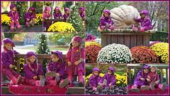 Es war eine zauberhafte Herbstzeit ... (Kindergartenkinder 2018) Tags: schloss arcen herbstzauber kindergartenkinder annemoni milina sanrike tivi
