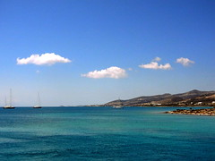 Antiparos (dimaruss34) Tags: newyork brooklyn dmitriyfomenko image sky clouds greece antiparos aegaensea water yachts coast