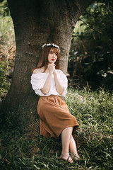 NAM03107-Edit (ngocnam23041991) Tags: portrait vietnam vietnamese afternoon beauty forest saigon hochiminh sonyalpha a7iii a7m3 sony85mmf18 fe85mmf18 tree grass