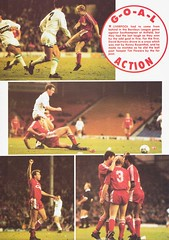 Liverpool vs Blackburn Rovers - 1991 - Page 25 (The Sky Strikers) Tags: liverpool blackburn rovers fa cup road to wembley the anfield review one pound