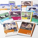 学習帳の写真