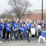 "<b>Homecoming Parade</b><br/> Luther's homecoming weekend involved an annual homecoming parade in downtown Decorah. Oct 26, 2018. Photo by: Annie Goodroad '19<a href=""//farm5.static.flickr.com/4830/44874620265_dac86fa304_o.jpg"" title=""High res"">&prop;</a>"