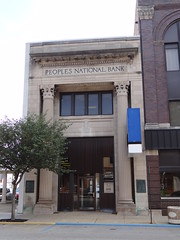 People's National Bank (jaci starkey) Tags: 2013 ohio perrycounty