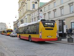"Scania Citywide CN280UB 4x2 EB CNG, #9672, ""Michalczewski"" sp. z o.o dept Warsaw (transport131) Tags: bus autobus wtp ztm warszawa michalczewski scania citywide cn280ub cng 3672"