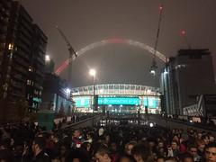 We had an amazing time last night at the @WayneRooney @England friendly last night #Rooney https://t.co/IZ2H1Q6W32