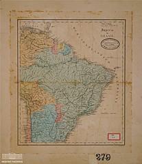 Mapa Império do Brasil (Arquivo Nacional do Brasil) Tags: mapa mapas impériodobrasil império brasilimpério historyofbrazil históriadobrasil arquivonacional arquivonacionaldobrasil map