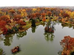 Autumn aka Fall aka My favorite season!!! (ULITM-UrbanLegendInTheMaking) Tags: dji mavicair jamaicaplain boston fall autumn colors 617 aerial