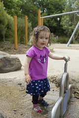 concentrating tongue (louisa_catlover) Tags: portrait family child park playground outdoor playgroup friends tabby tabitha daughter toddler