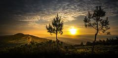 Monte Castelo (Noel F.) Tags: sony a7r a7rii ii monte castelo meda lampai padron teo agrela galiza galicia sunrise mencer