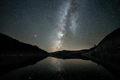 So many stars.... Explore (alicecahill) Tags: ca california workshop milkyway yosemite yosemitenationalpark nationalpark stars night tenayalake reflection starryskies usa ©alicecahill sky