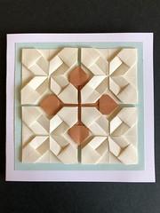 Origami Birthday card (anuradhadeacon-varma) Tags: modular tantpaper greetingscard origamigreetings origami birthdaycard