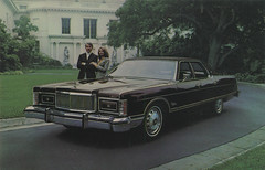 1976 Ford Grand Marquis Promotional Postcard from Barile Ford - Valparaiso, Indiana (Shook Photos) Tags: postcard postcards chrome chromepostcard chromepostcards chromelithograph car cars auto automobile automobiles barileford ford valparaisoindiana valparaiso indiana portercounty cardealer cardealership dealership