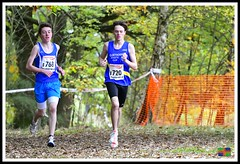 Julian Saunt (1) (nowboy8) Tags: nikon nikond500 xc nationalxcrelays mansfield berryhillpark notts crosscountry relays relay woods cleethorpesac cleeac team