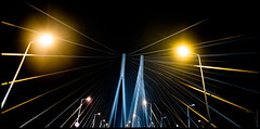BANDRA-WORLI SEA LINK (J.P.B) Tags: bandraworlisealink bridge india inde