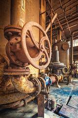 HFB5 (Lefers.) Tags: hfb urbex 2018 lefers abandoned industrial fuji xt1 wideangle wideangleshot decay heavy rust