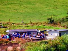 Hidden Hut, Porthcurnick Beach, Portscatho, Roseland Peninsula, Cornwall (photphobia) Tags: roselandpeninsula portscatho gerrans truro cornwall uk oldvillage oldwivestale outdoor outside nationaltrust areaofoutstandingnaturalbeauty aonb